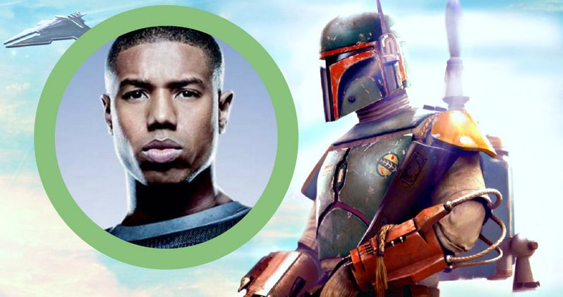 Star Wars: Is Michael B. Jordan the New Boba Fett?