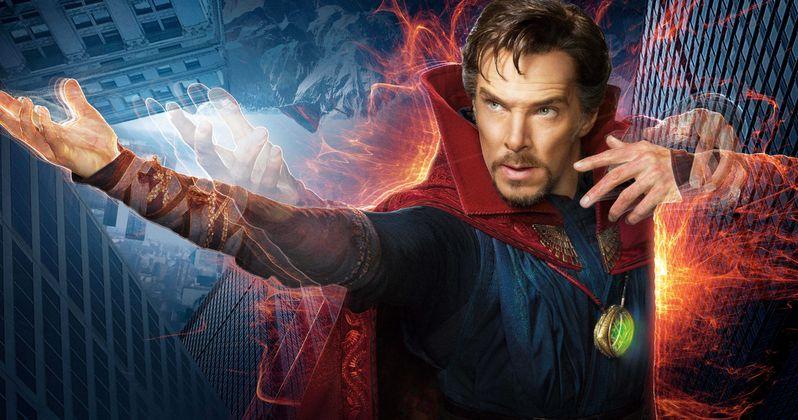 Doctor Strange Box Office on Track for Huge $75M Opening Weekend