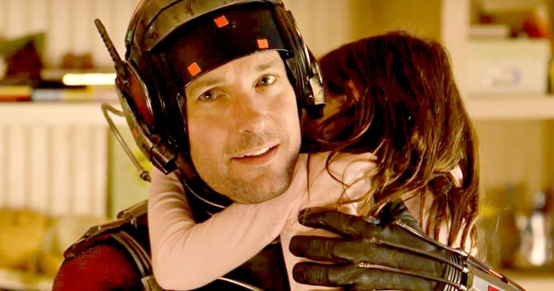 Ant-Man Gag Reel Gets Explicit with Paul Rudd & Evangeline Lilly
