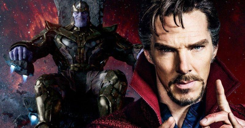 How Benedict Cumberbatch Convinced Josh Brolin to Take on Thanos