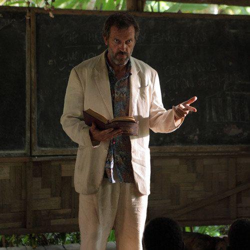 Mister Pip Trailer Starring Hugh Laurie