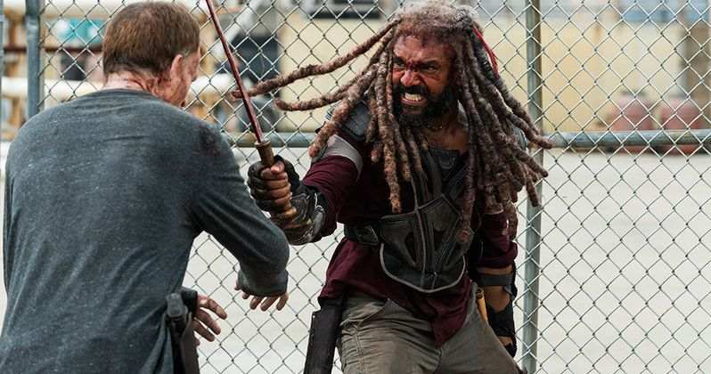 The Walking Dead Episode 8.4 Recap: King Ezekiel Drops His Crown
