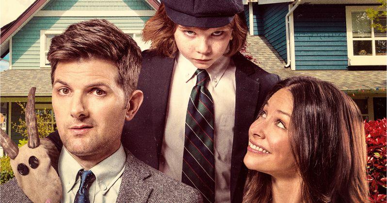 Netflix's Little Evil Trailer: Adam Scott Adopts the Antichrist