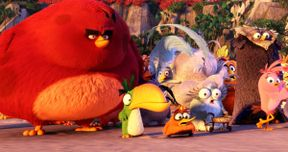 Angry Birds Movie Lands Sean Penn as the Grunting Terence