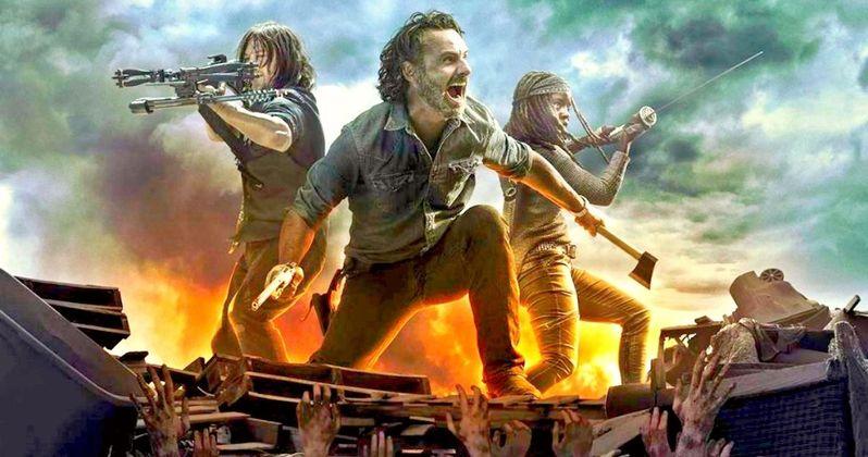 Walking Dead Season 8 Midseason Premiere Trailer: Time to Finish the Fight