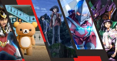 Ultraman & Neon Genesis Evangelion Lead Netflix's 2019 Anime Lineup