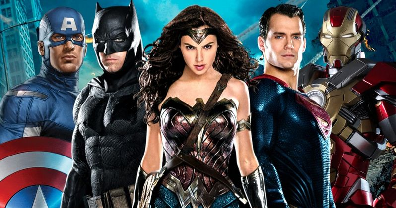Wonder Woman Writer Explains Difference Between Marvel & DC