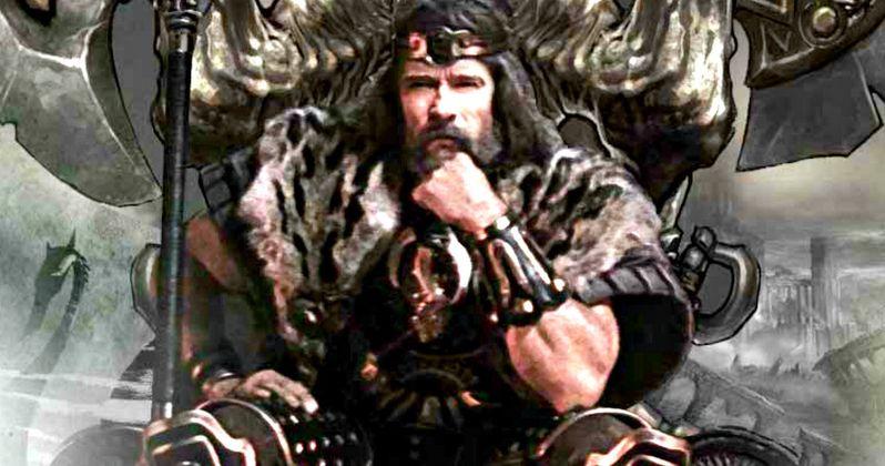 Schwarzenegger's Legend of Conan Movie Is Dead
