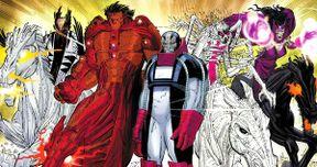 X-Men Apocalypse: Oscar Isaac on Recruiting His Horsemen