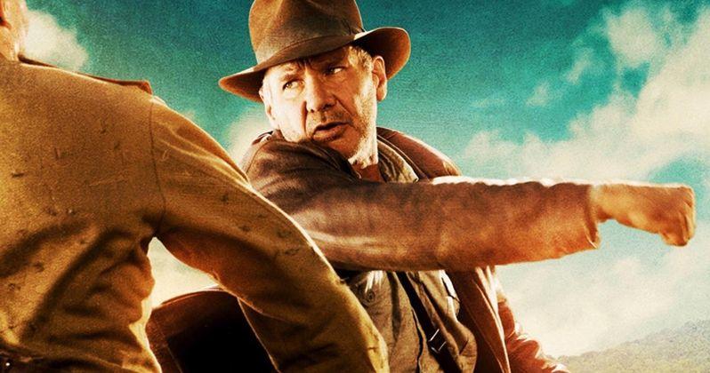Indiana Jones 5 Brings in Solo Writer Jonathan Kasdan