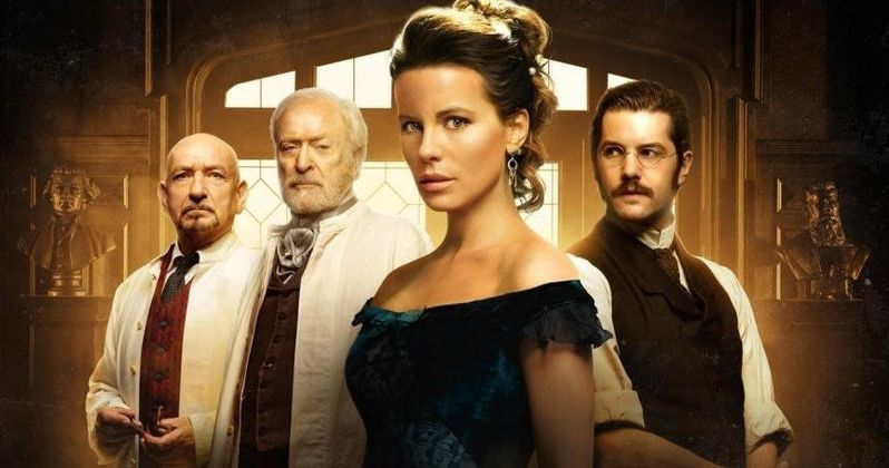 Stonehearst Asylum Trailer Starring Kate Beckinsale