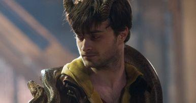 Comic-Con: Horns Trailer Starring Daniel Radcliffe