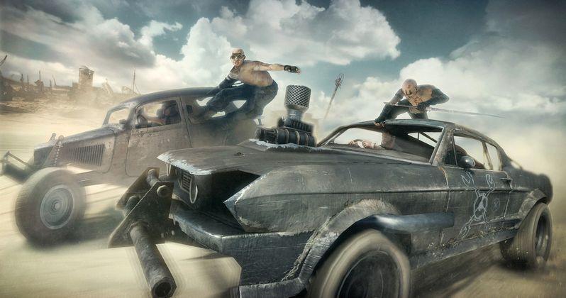 Mad Max: Fury Road Finishes Principal Photography