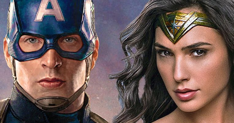 Captain America & Wonder Woman Are 2018's Top Movie-Inspired Halloween Costumes