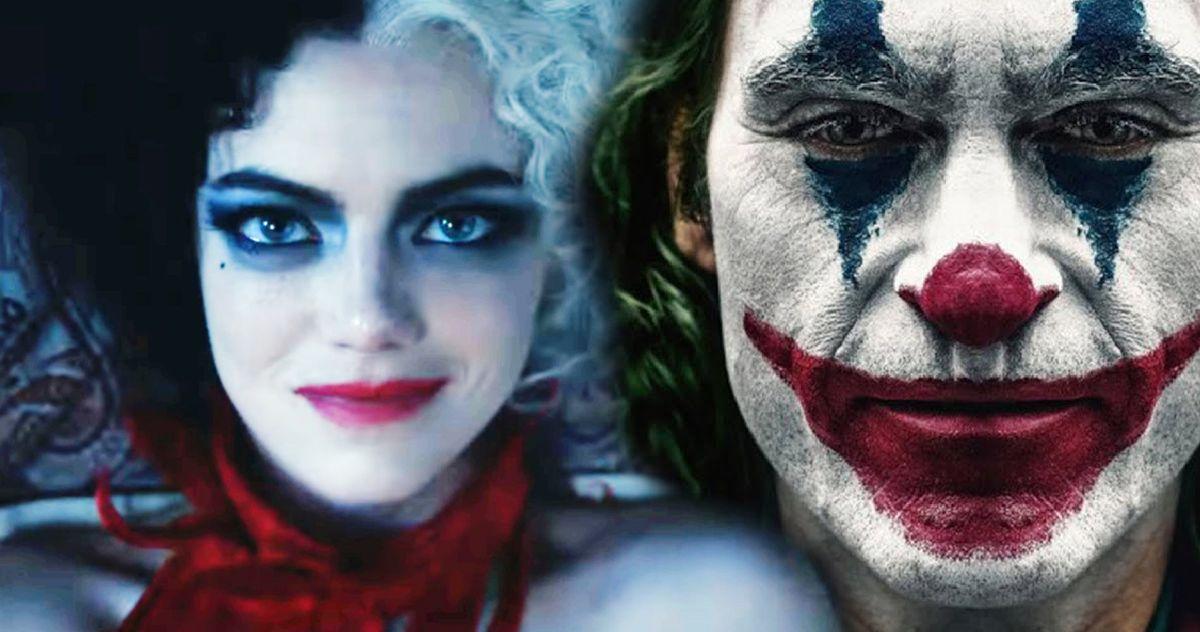 Трейлер «Круэллы» идеально сочетается с Joker Audio для жуткого DC и Disney Mashup