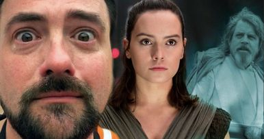 Kevin Smith Cried During Star Wars 9 Set Visit: J.J. Is Doing the Lord's Work