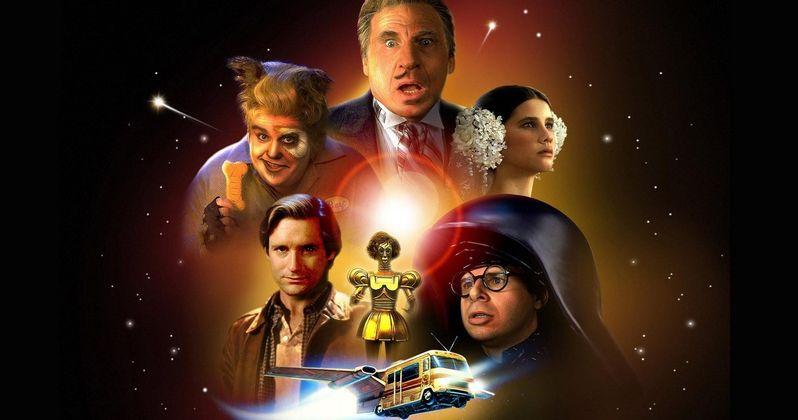 Mel Brooks Wants to Make Spaceballs 2 with Rick Moranis