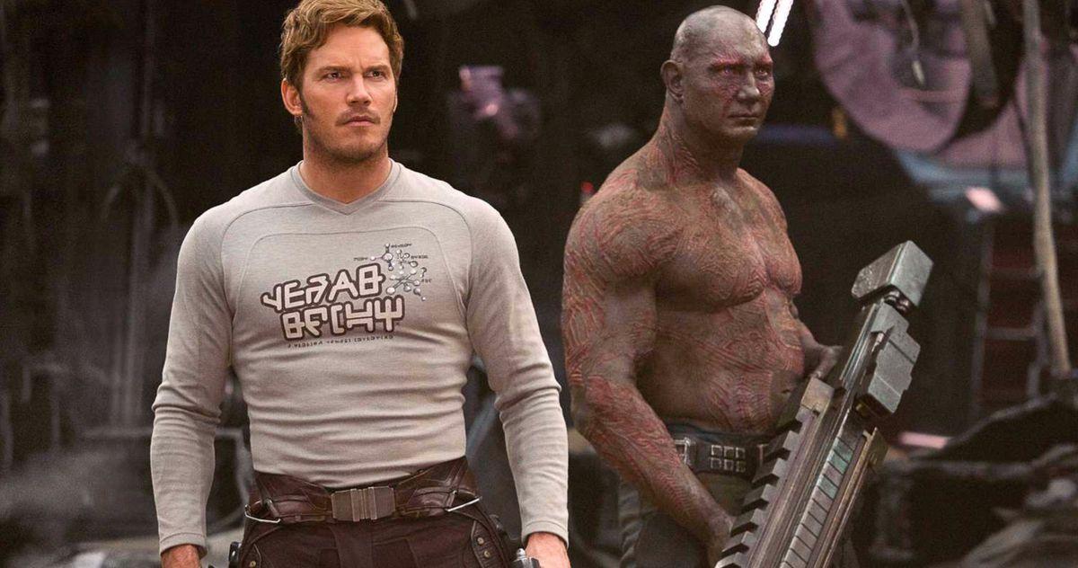 James Gunn Reveals One 'Guardians of the Galaxy' Joke That Had Disney Saying 'No Way'