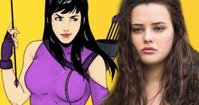 Katherine Langford Imagined as Kate Bishop's Hawkeye in Avengers 4 Fan Art
