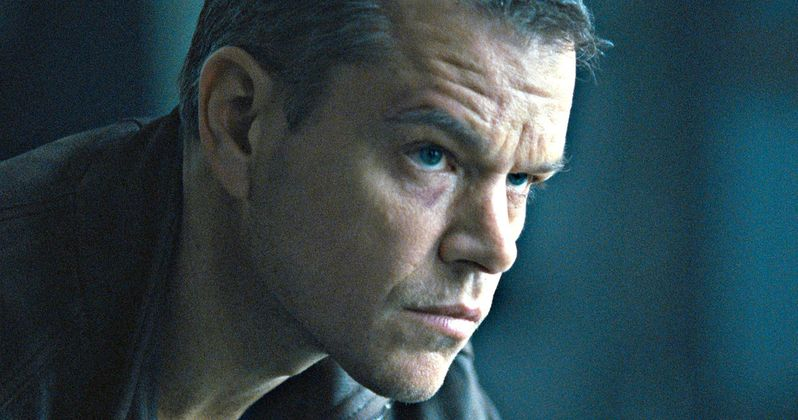 Bourne 5 Trailer to Arrive During Super Bowl 2016?