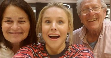 Kristen Bell Saves Frozen Co-Star's Family from Hurricane Irma