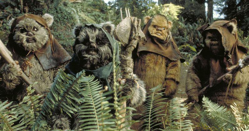 Will Ewoks Return in the Han Solo Movie?