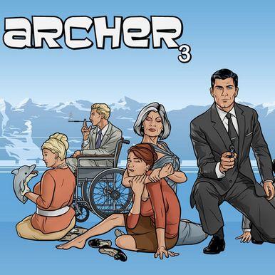 CONTEST: Win Archer: Season Three on DVD