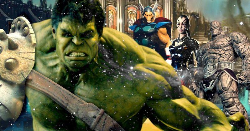 Thor: Ragnarok Is Introducing This Major Planet Hulk Character