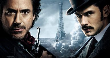 Robert Downey Jr. Still Wants Sherlock Holmes 3 to Happen