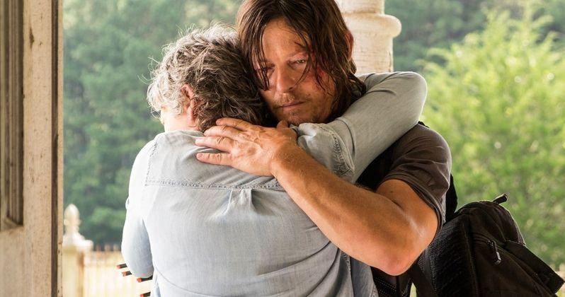 Why Did Daryl Lie to Carol in Last Night's Walking Dead?