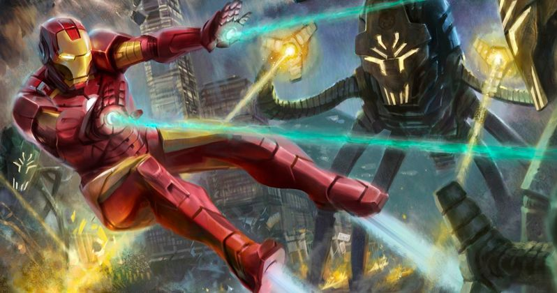Iron Man Experience Video Takes You Inside Hong Kong Disneyland Ride