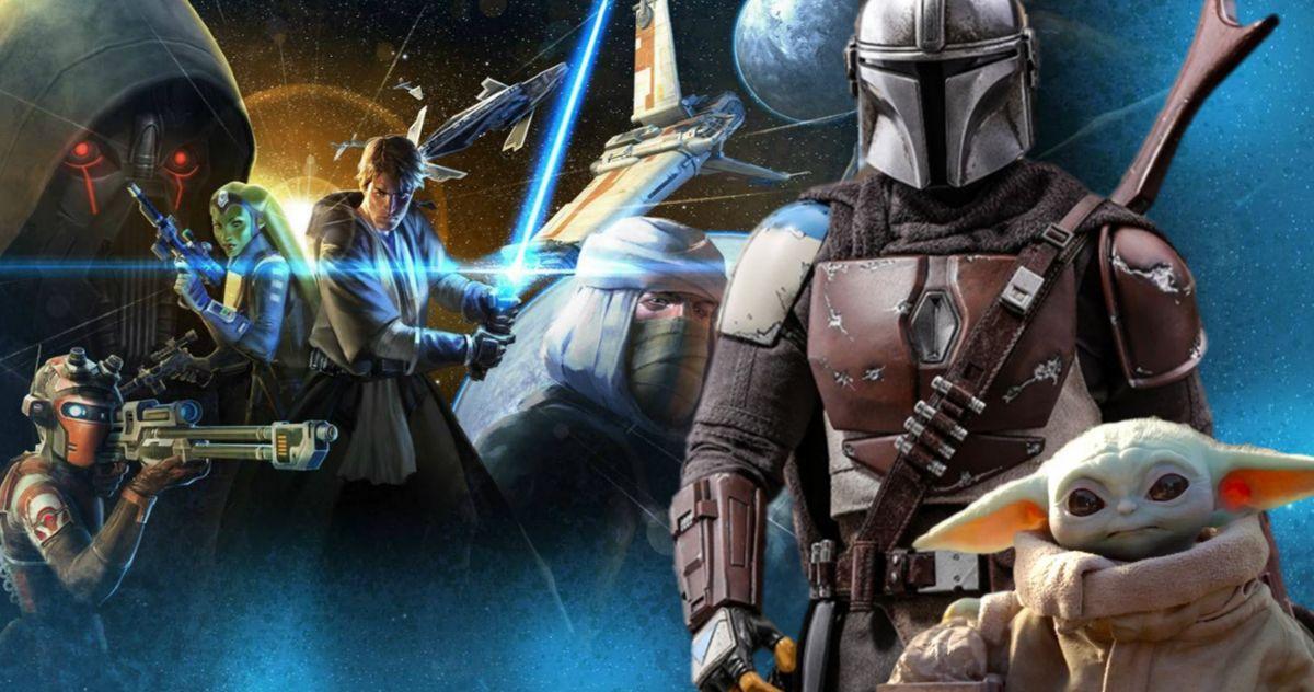 New Star Wars Movie Targets The Mandalorian & Thor 4 Director Taika Waititi