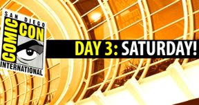 Comic-Con 2014 Schedule for Saturday, July 26th