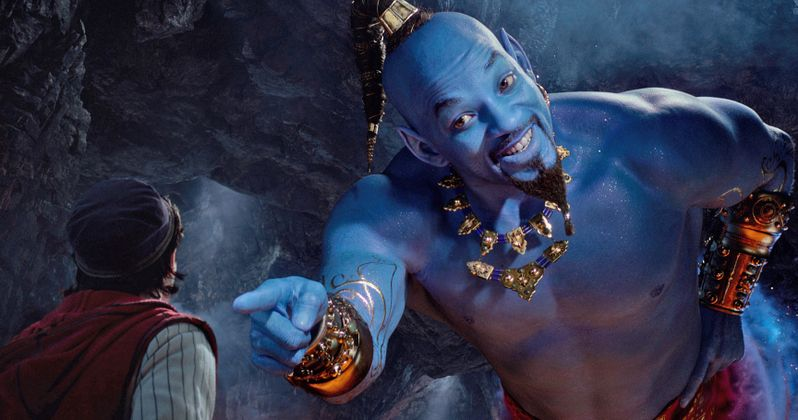 Disney's Aladdin Pulls Off Magical $112M Holiday Box Office Debut