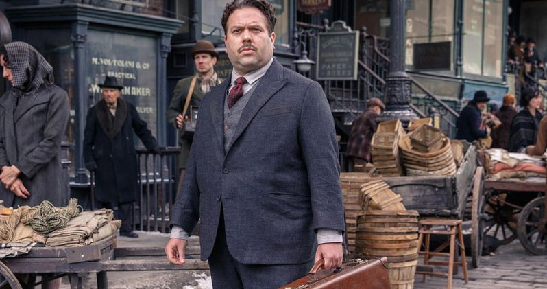 Fantastic Beasts 2 Director Shares the French Word for Muggle