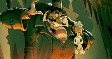 Escape from Hat Animated Movie Is Coming from Netflix & Kung Fu Panda Director