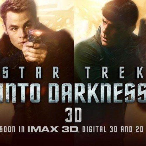 Star Trek Into Darkness Banner
