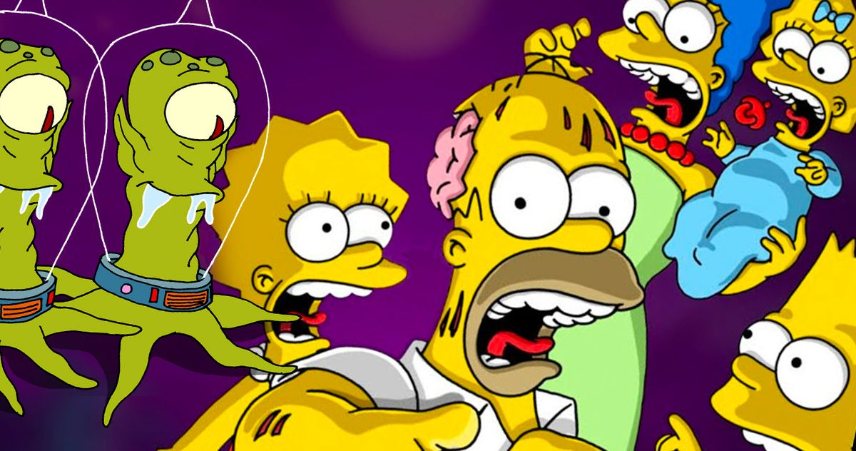 Disney Sets Up Simpsons Forever Themed Collections Treehouse Of Horror Streaming Now For Halloween
