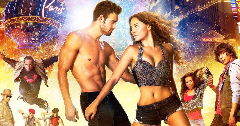 Franchise All-Stars Unite for First Step Up All In Poster