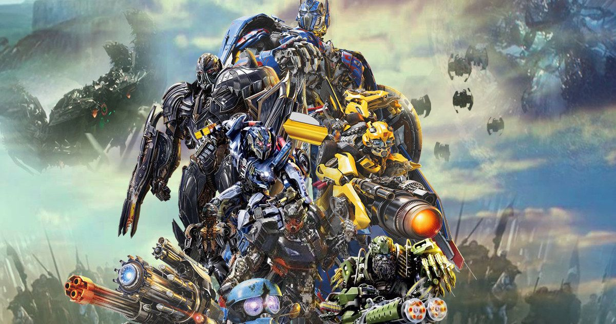 Transformers 5 Review A Bombastic Blast Of Confusing Fun
