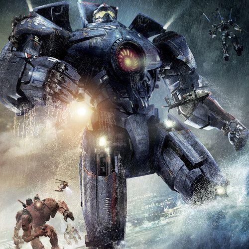 Jaegers Unite on New Pacific Rim Poster