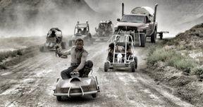 Nerd Alert: Mad Max GoKart Paintball War & Kingsman Honest Trailer
