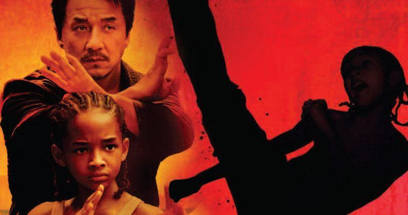 Jaden Smith and Jackie Chan Return for Karate Kid 2