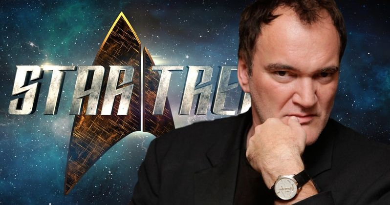 Tarantino's Star Trek Movie Gets The Revenant Writer
