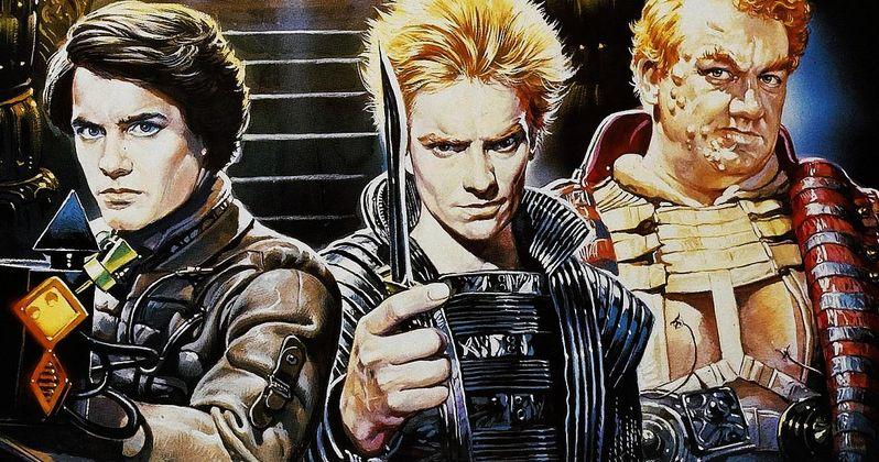 Dune Remake Gets Arrival Director Denis Villeneuve
