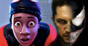 Tom Hardy to Voice Venom in Animated Spider-Man Movie?