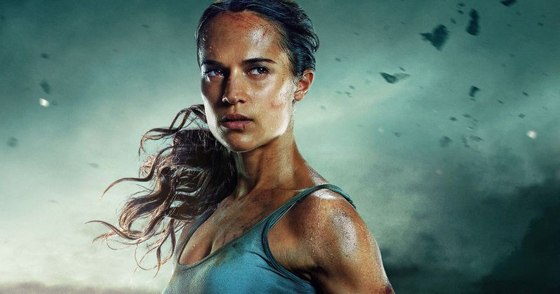 Tomb Raider Fans Blast Back Hard at Alicia Vikander Body Shamer