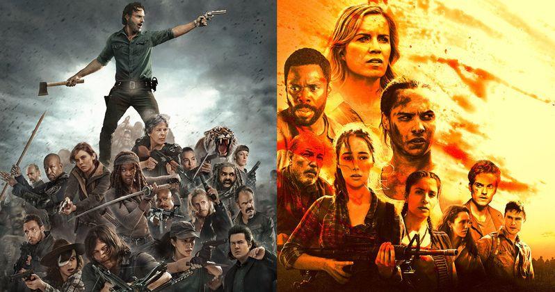 The Walking Dead Crossover Happening in Season 8?