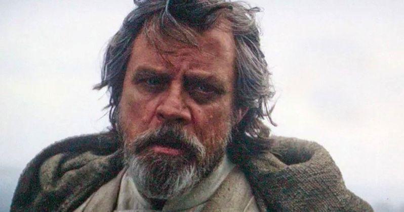 Star Wars: The Force Awakens Featurette Explores Luke's Jedi Island
