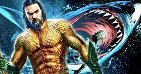 Aquaman Almost Had a Gory Shark Scene, But James Wan Deemed It Too Crazy